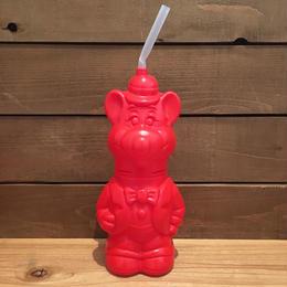 Chuck E. Cheese's Plastic Drink Bottle/チャッキーチーズ プラスチック ドリンクボトル/18410-2