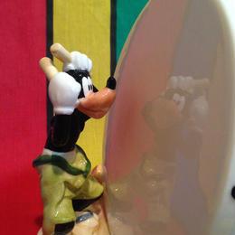 Disney Goofy Mosquito Coil Holder/ディズニー グーフィー 蚊取り線香ホルダー/160113-2