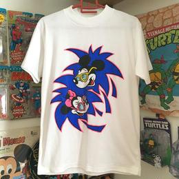 Disney Mickey&Minnie T Shirt/ディズニー ミッキー&ミニー Tシャツ/160301-7