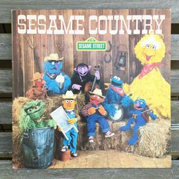 SESAME STREET Sesame Country Record/セサミストリート セサミカントリー レコード/180607-8