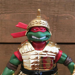 TURTLES Ninja Knight Raphael Figure/タートルズ ニンジャナイト・ラファエロ フィギュア/180518-5