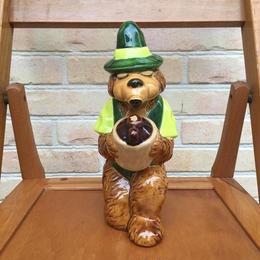 COUNTRY BEAR Ted Ceramic Figure/カントリーベア テッド セラミックフィギュア/170813-14