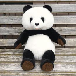 Panda Bear Plush Doll/パンダ ぬいぐるみ (B)/180901-5