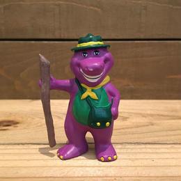 BARNEY Barney PVC Figure/バーニー PVCフィギュア/180810-10