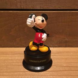 Disney Mickey Mouse Message Figure/ディズニー ミッキーマウス メッセージフィギュア/181005-4