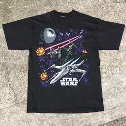 STAR WARS Starwars T Shirts/スターウォーズ Tシャツ/170729-1