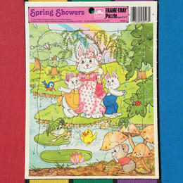 Spring Shower Puzzle/スプリングシャワー パズル/161024-2