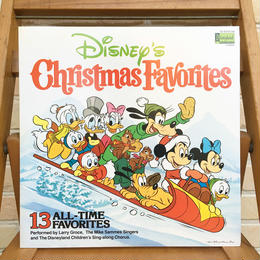 Disney Christmas Favotite Record/ディズニー クリスマスフェイバリット レコード/171110-2