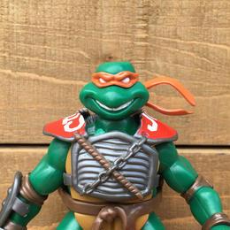 TURTLES Fightin' Gear Michelangelo Figure/タートルズ ファイティンギア ミケランジェロ フィギュア/170827-7