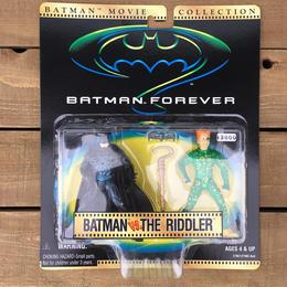 BATMAN Batman VS The Riddler/バットマン バットマンVSザ・リドラー フィギュア/170418-13