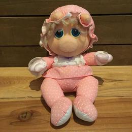 THE MUPPETS Babie Miss Piggy Plush Doll/ザ・マペッツ ベイビー・ミスピギー ぬいぐるみ/180618-6