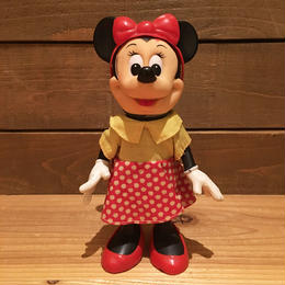 Disney Minnie Mouse Figure/ディズニー ミニー・マウス フィギュア/180223-3