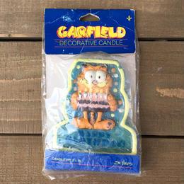 GARFIELD Decoration Candle/ガーフィールド デコレーションキャンドル/170523-21