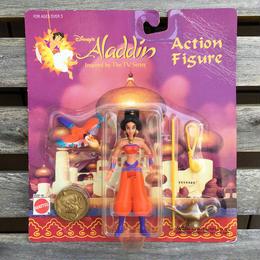 Aladdin Jasmine Figure/アラジン ジャスミン フィギュア/180419-5