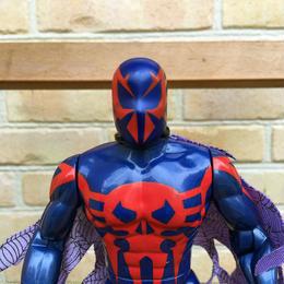 SPIDER-MAN 10 Inch Spider-man 2099/スパイダーマン 10インチ スパイダーマン2099 フィギュア/170823-4