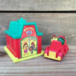 McDonald's Happy Meal Mcdonald's Town Fly Kids/マクドナルド ミールトイ マクドナルドタウン フライキッズ/170115-6