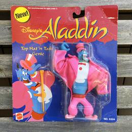 Aladdin Top Hat'n Tails Genie Figure/アラジン トップハットテイルズ・ジーニー フィギュア/180419-10
