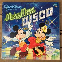 Disney Mickey Mouse Disco Record/ ディズニー ミッキー・マウス ディスコ レコード/170405-5