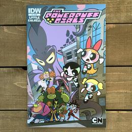 POWERPUFF GIRLS Pawerpuff Girls Comic Issue 3/パワーパフガールズ パワーパフガールズ コミック 3話/170113-3