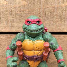 TURTLES Movie Star Raphael Figure/タートルズ ムービースター ラファエロ フィギュア/170807-8