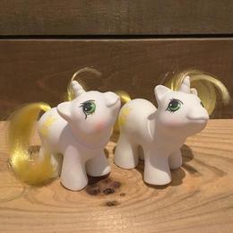 G1 My Little Pony Rattles & Tattles/G1マイリトルポニー ラトルズ & タトルズ/180802-12