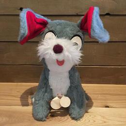 Disney Tramp Pup Plush Doll/ディズニー トランプ・パピー ぬいぐるみ/180418-4