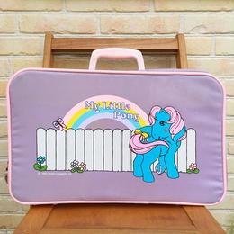 G1 My Little Pony Suit Case/G1マイリトルポニー スーツケース/171103-9