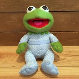 THE MUPPETS Babie Kermit Plush Doll/ザ・マペッツ ベイビー・カーミット ぬいぐるみ/180813-4