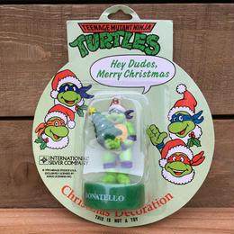 TURTLES Christmas Decoration Donatello/タートルズ クリスマスデコレーション ドナテロ/161114-3