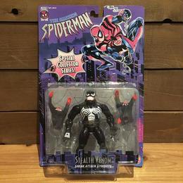 SPIDER-MAN Stealth Venom Figure/スパイダーマン ステルス・ヴェノム フィギュア/171114-7