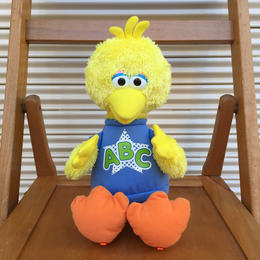 SESAME STREET Big Bird Talking Plush Doll/セサミストリート ビッグバード トーキングぬいぐるみ/171219-8