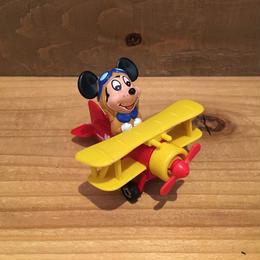 Disney Putica Mickey Mouse/ディズニー プチカ ミッキーのパイロット/180202-7