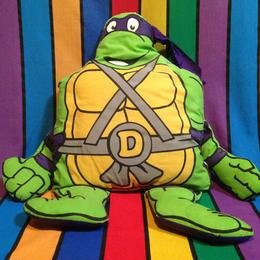 TURTLES Donatello Pillow Doll/タートルズ ドナテロ クッション/15126-2