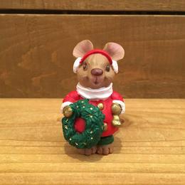 MERRY LI'L MICE Mouse Figurine/メリーリルマイス マウスの置物/180208-2