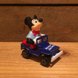 Disney Mickey Mouse Diecast Car/ディズニー ミッキー・マウス ダイキャストカー/180117-2