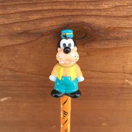 Disney Goofy Pencil/ディズニー グーフィー 鉛筆/180204-16