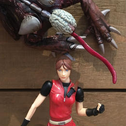 RESIDENT EVIL2 Claire & Licker Figure Set/レジデントエビル2 クレア&リッカー フィギュアセット/180919-1