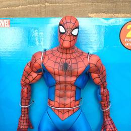 SPIDER-MAN 12inch Spider-man/スパイダーマン 12インチロト スパイダーマン フィギュア/170404-7