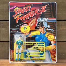 G.I.JOE Street Fighter Chun Li/GIジョー ストリートファイター 春麗 フィギュア/161130-5
