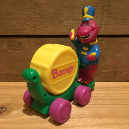 BARNEY Barney Toy Car/バーニー トイカー/180110-12