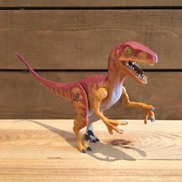 JURASSIC PARK Dino Screams Velociraptor Figure/ジュラシックパーク ダイノスクリーム ヴェロキラプトル フィギュア/180606-6