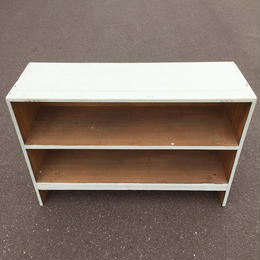 Vintage Wood Shelf/ビンテージ ウッドシェルフ/180319-1