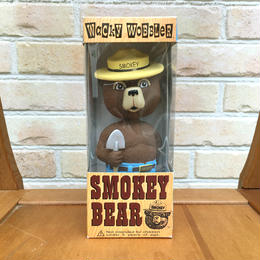 SMOKEY BEAR Wacky Wobbler Smokey Bear/スモーキーベア ワッキーワブラー/170802-1