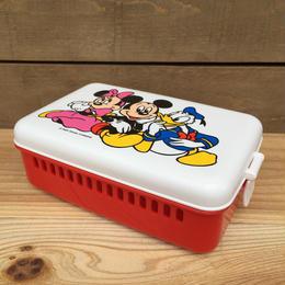 Disney Plastic Lunch Box/ディズニー プラスチック弁当箱/170515-3
