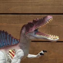 JURASSIC PARKⅢ Re-ak A-tak  Spinosaurus Aqua Attack/ジュラシックパーク 3 リアーク・アタック スピノサウルス フィギュア/180626-8