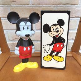 Disney Mickey Mouse Bubble Bath Bottle/ディズニー ミッキー・マウス バブルバスボトル/170811-5