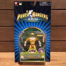 POWER RANGERS ZeorangerⅡ Figure/パワーレンジャー ゼオレンジャーⅡ フィギュア/180706-4