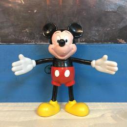 Disney Mickey Mouse Bendable Figure/ディズニー ミッキー・マウス ベンダブルフィギュア/171016-3