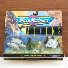ALIENS Micro Machines Aliens Figure Set/エイリアン マイクロマシーン フィギュアセット/180209-7