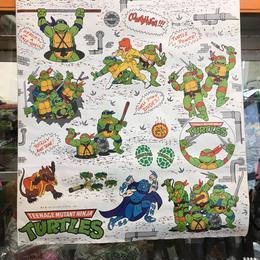 TURTLES Wall Paper Sticker(cut)/タートルズ ウォールペーパー ステッカー  (切り売り)/20170710-5